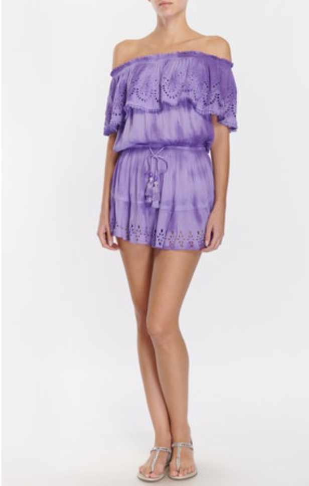 Ramy Brook Marino Dress - Purple