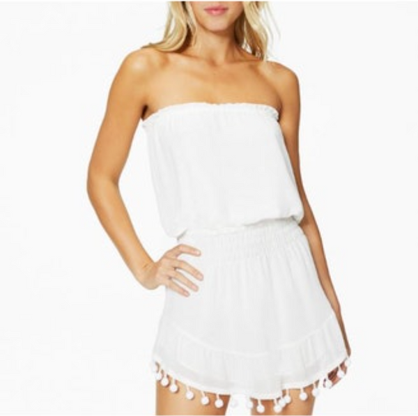 Ramy Brook Marcie Dress - White