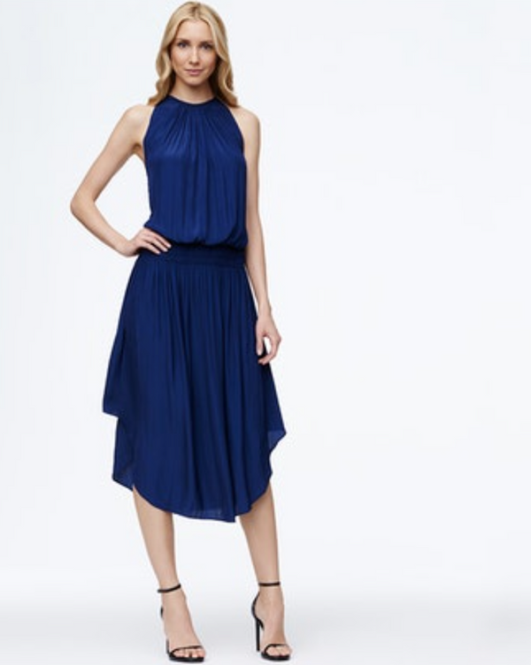 Ramy Brook Audrey Dress - Navy