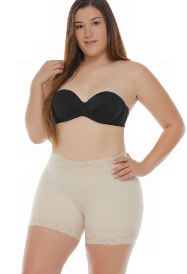 Jholui Shapewear - 0150 South Beach Buttlifter - Beige