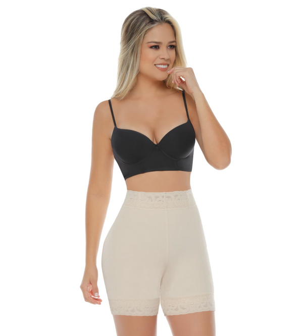Jholui Shapewear - 0152 NYC Buttlifter - Beige