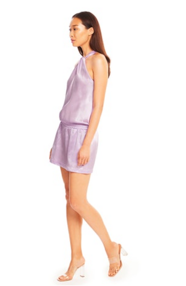 Amanda Uprichard - Kurie Dress - Lavender