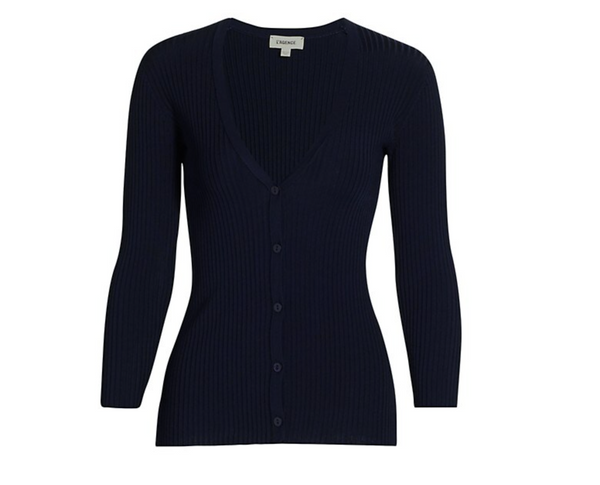 L'agence - Isabella Cardigan In Multiple Colors