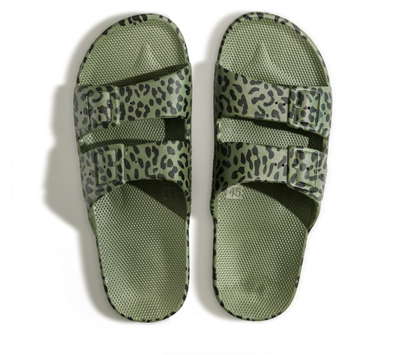 Freedom Moses - Adult Moses Sandal - Fancy Leo Cactus