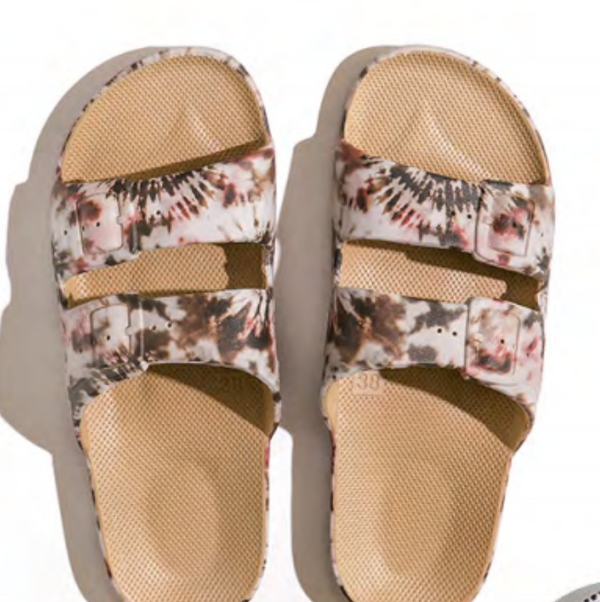 Freedom Moses - Adult Moses Sandal - Fancy Joplin Camel