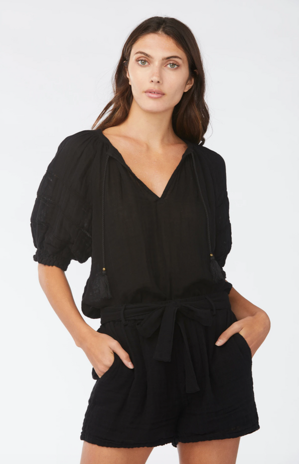 Sundays - Colette Top In Multiple Colors