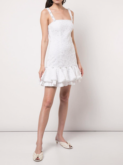 Alexis - Richmond Dress - White