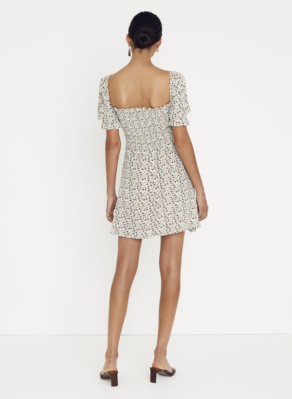 Faithfull The Brand - Beldi Dress - Aurelia Floral Print