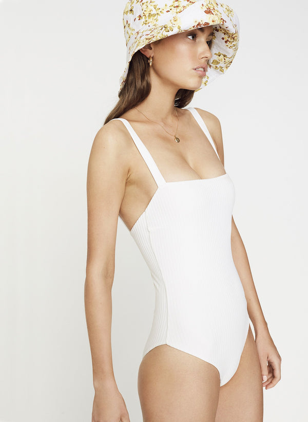 Faithfull The Brand - Phoebe One Piece - White