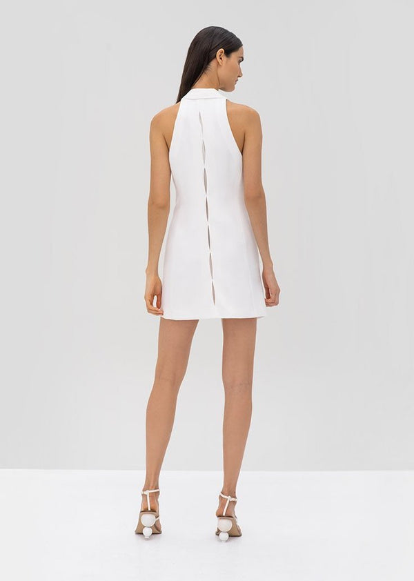 Alexis - Tahlia Dress - White