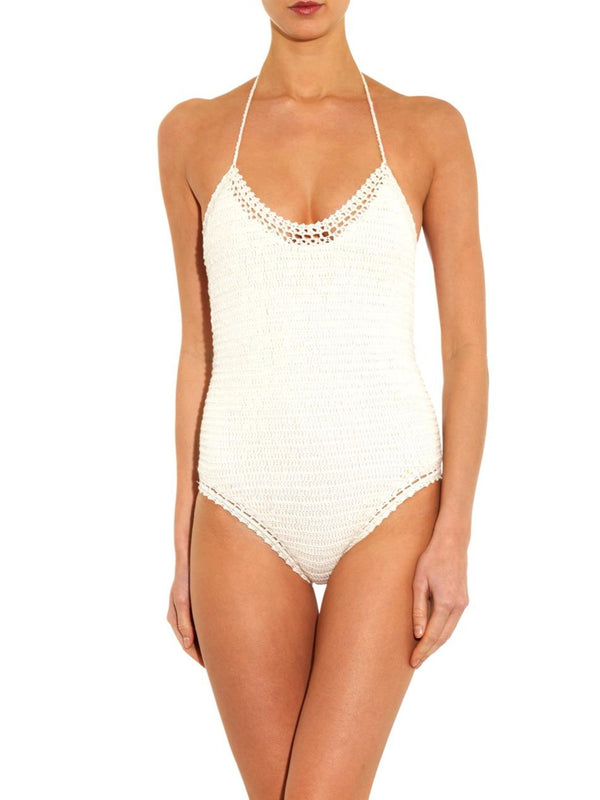 SHE MADE ME - ESSENTIAL ONE PIECE - NATURAL