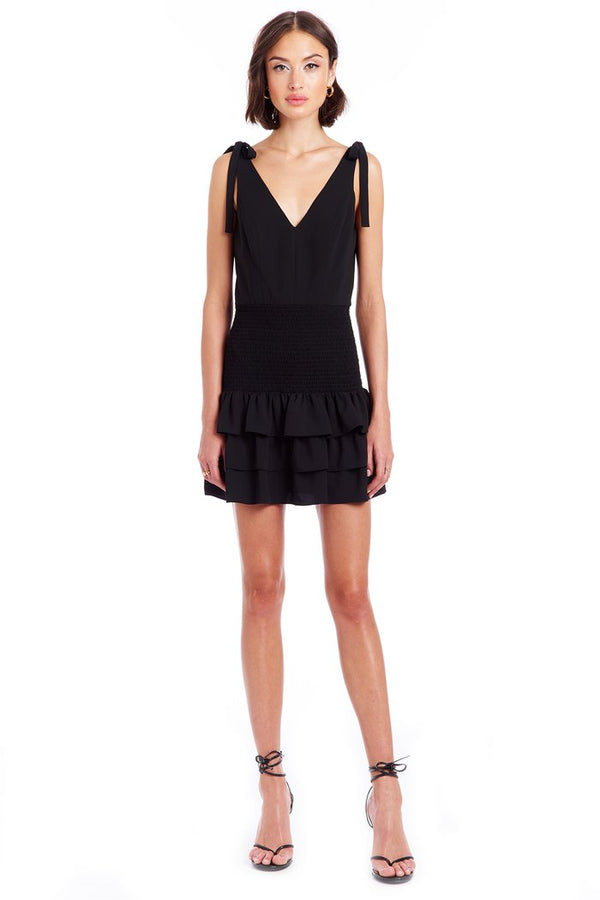 Amanda Uprichard - Zita Dress - Black