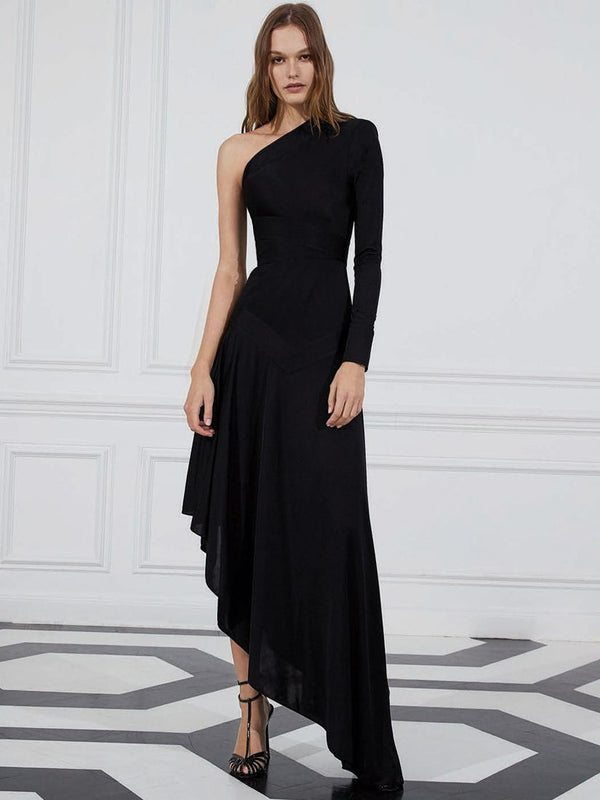 Alexis - Addison Dress - Black