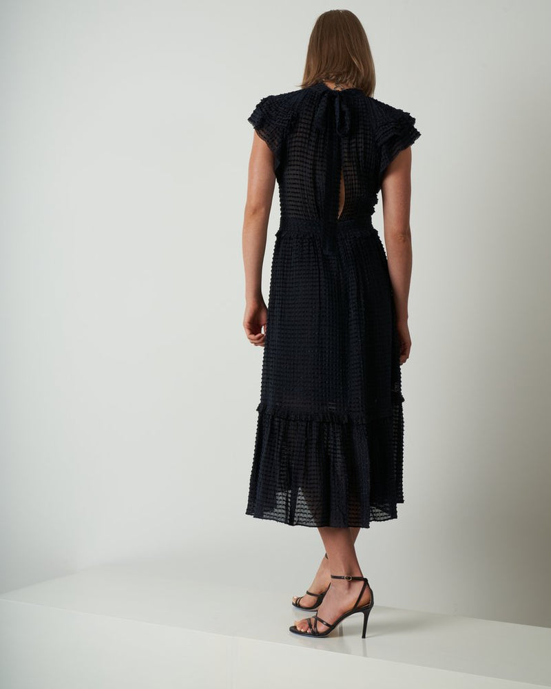 Ulla Johnson - Alastair Dress - Noir