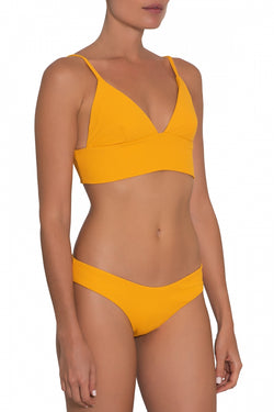 Eberjey - Alta Mare Dawn Top - Gold Fusion