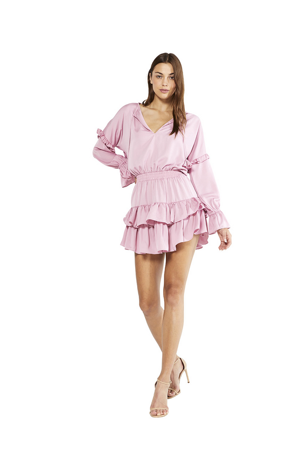 Misa - Amalya Dress - Pink