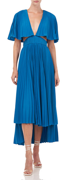Amur - Dara Dress - Ocean Blue