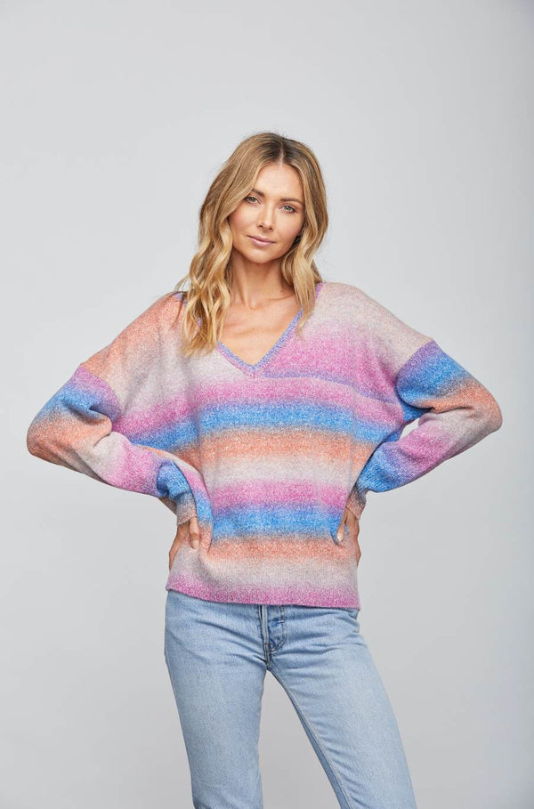 Sundays - Andre Sweater - Dusk Ombre