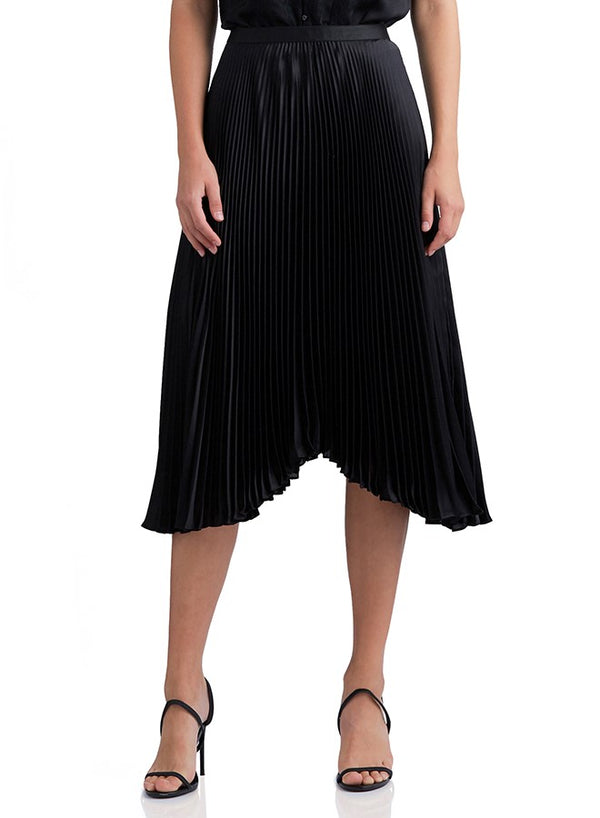 Bailey 44 - Logan Solid Skirt - Black