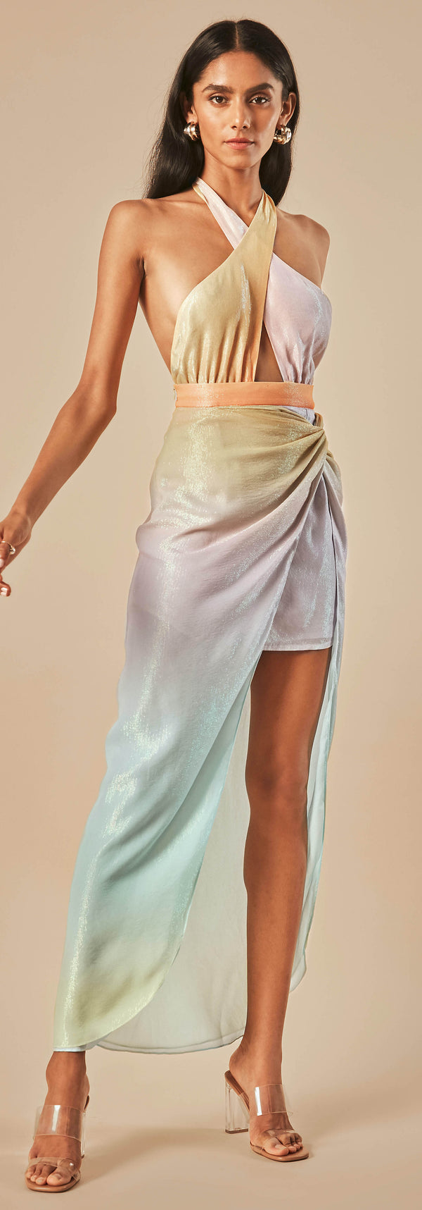 Rococo Sand - Leal Long Skirt - Multicolor