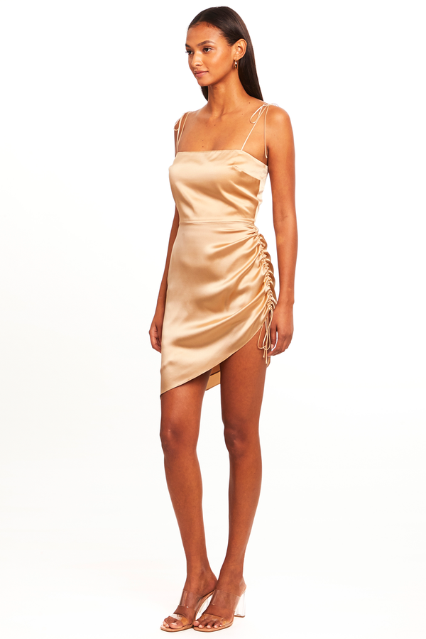 Amanda Uprichard - Chiara Dress In Multiple Colors