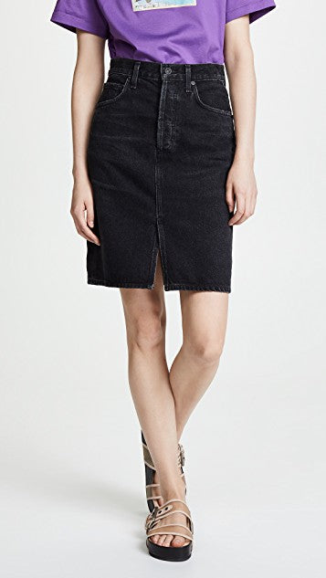 Citizens of Humanity - Paloma Skirt - Shale