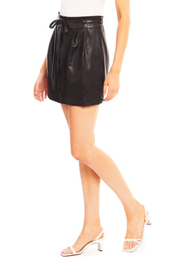 Amanda Uprichard - Claire Skirt - Black