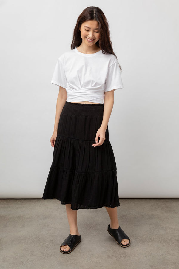 Rails - Edina Skirt - Black