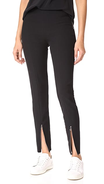 Elizabeth and James - Eddine Legging Fit Pant - Black