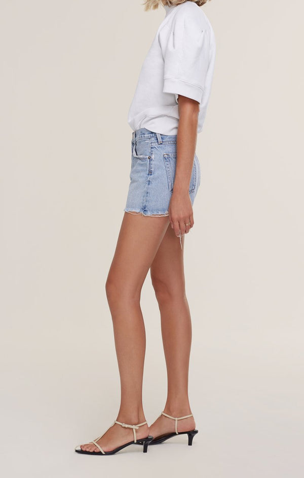 Agolde - Parker Vintage Cut Off Short - Encore