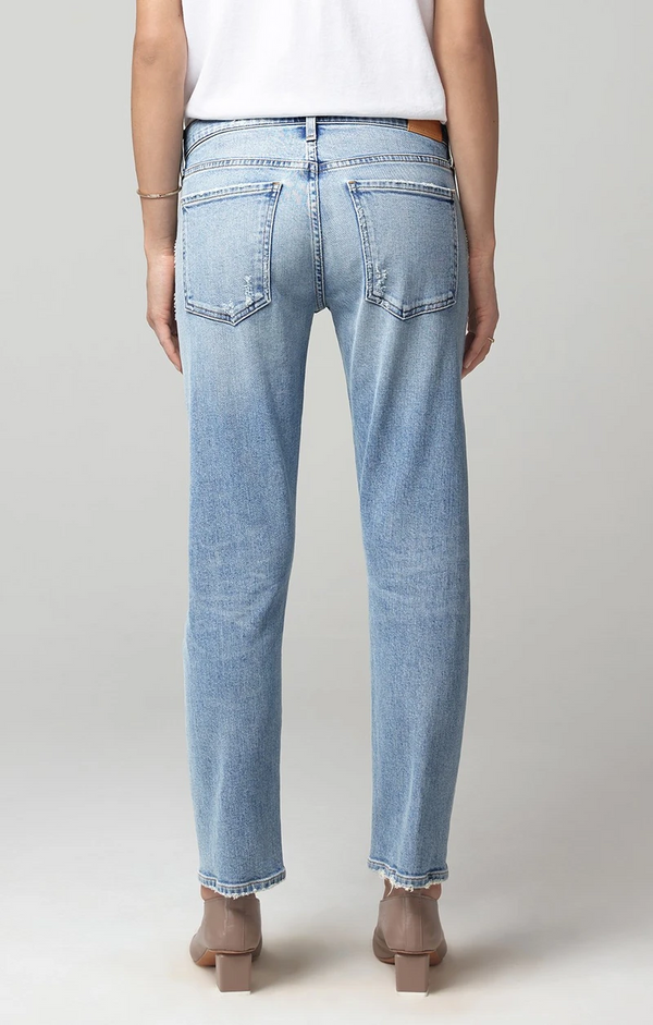 Citizens of Humanity - Emerson Slim Boyfriend Jeans - Ever