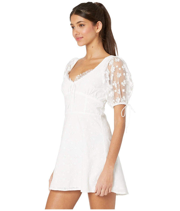 For Love & Lemons - Felix Dress - White