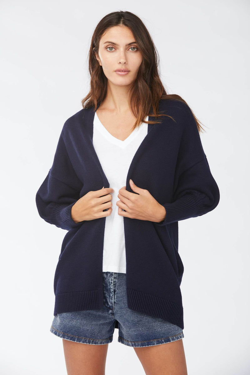 Sundays - Gianna Cardigan - Navy