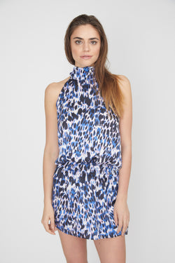 Generation Love - Gigi Dress - Leopard Multi