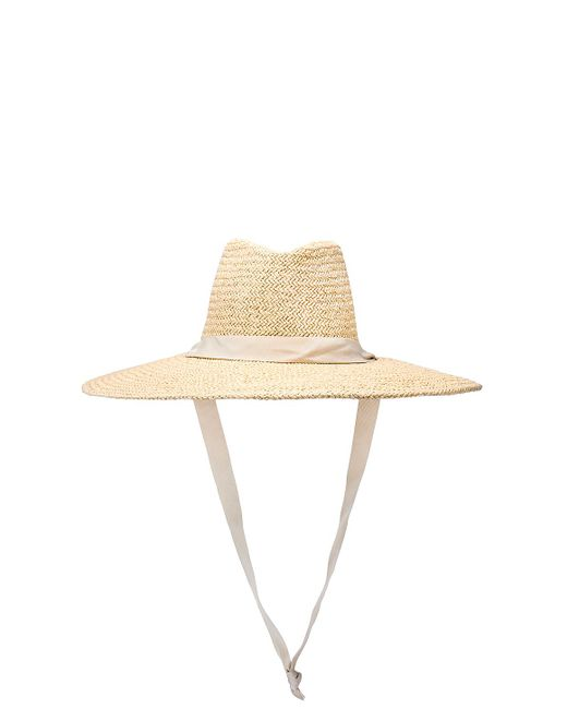 Hat Attack - Belle Chinstrap Hat - Natural/Ivory