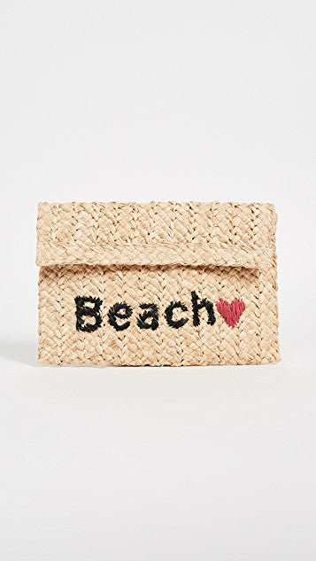 Hat Attack - Beach Clutch - Beach