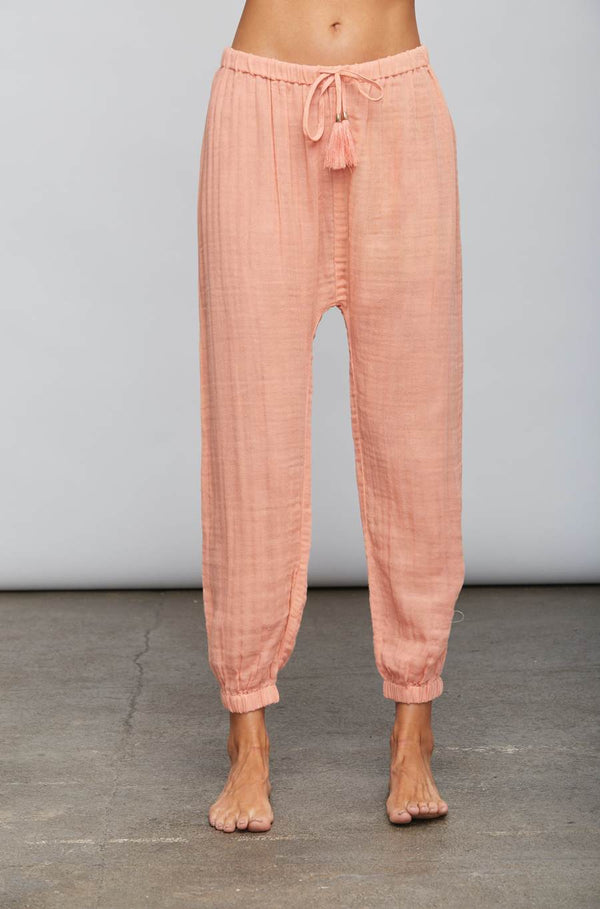 Sundays - Holly Pant - Apricot