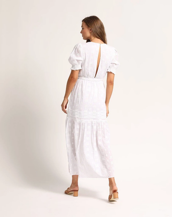 Cleobella - Ang Midi Dress - White