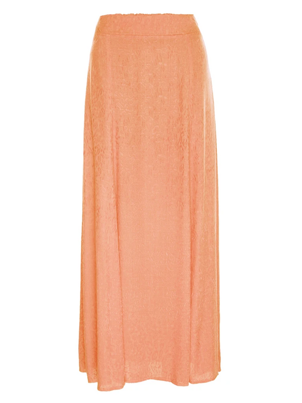 Nation ltd - Juliana Midi Skirt - Sherbet