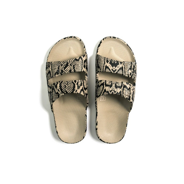 Freedom Moses - Adult Moses Sandal - Fancy Cobra Sands