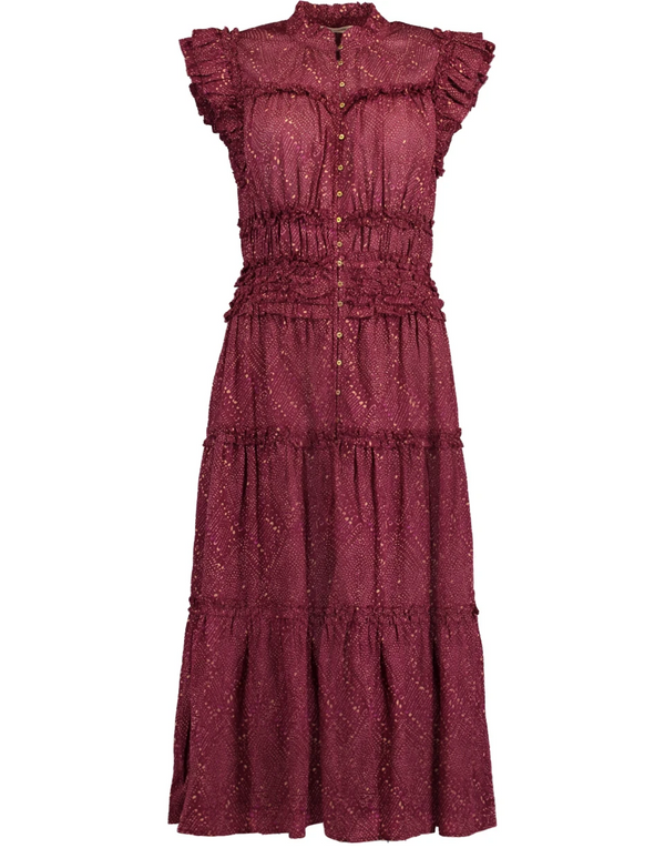 Ulla Johnson - Rosalind Dress - Mulberry