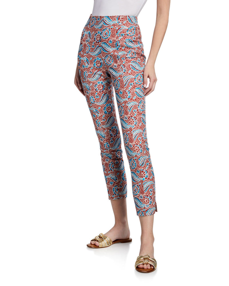 Veronica Beard - Honolulu Pant - Clay Multi