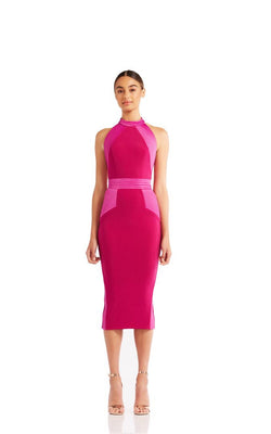 Zhivago - Algeny Dress - Magenta