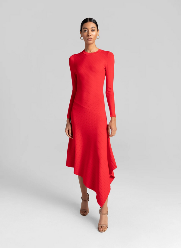A.L.C. - Viviana Dress - Red