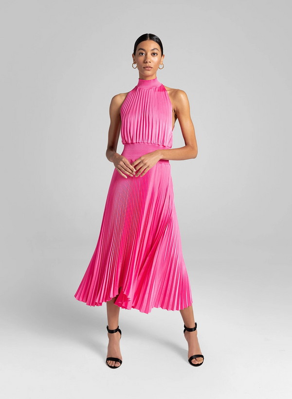 A.L.C. - Renzo Dress - Grapefruit