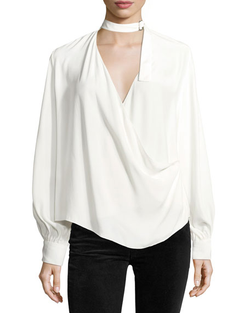 Alexis - Lina Top - Off White
