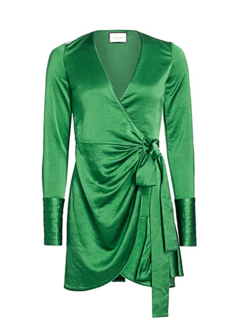 Alexis - Rodya Dress - Emerald Green