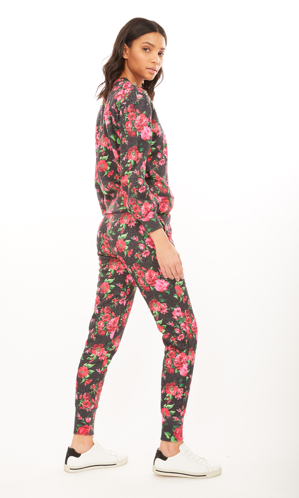 Generation Love - Isa Sweatpant - Rose Bush