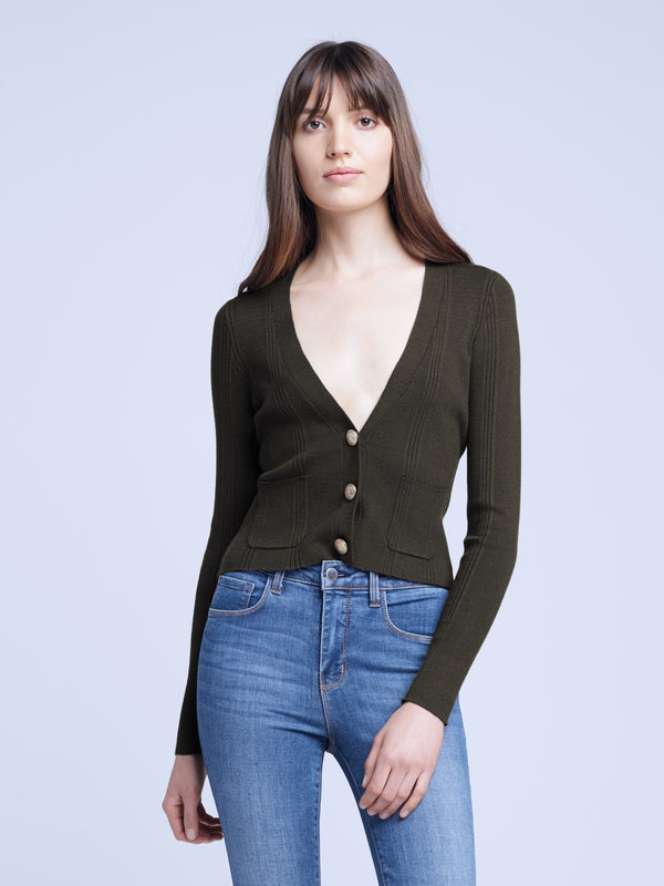 L'agence - Jamie Cardigan In Multiple Colors