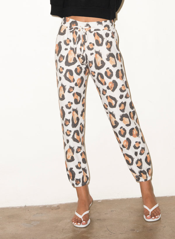 LNA - Brushed Wild Cat Jogger - Wild Cat